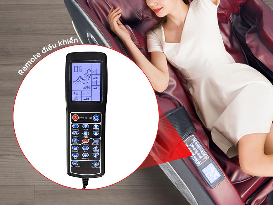 Ghế massage thư giãn Buheung MK-5200