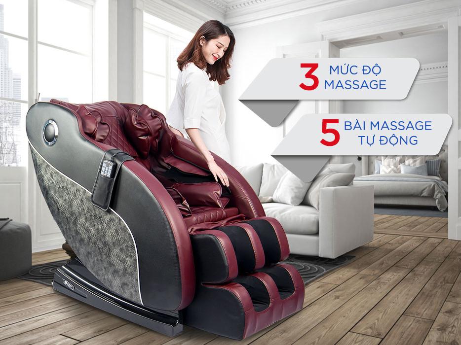 Ghế massage văn phòng
