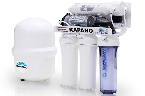 Máy lọc nước RO tủ kính cường lực Kapano RO5-USA-50B