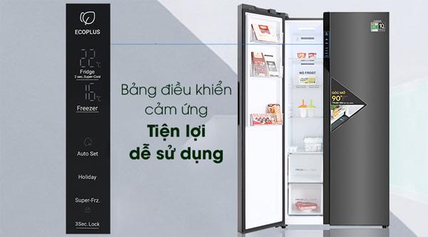 Tủ lạnh Aqua 541 lít