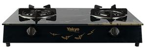 Bếp gas đôi dương kính Yakyo TP-391BG