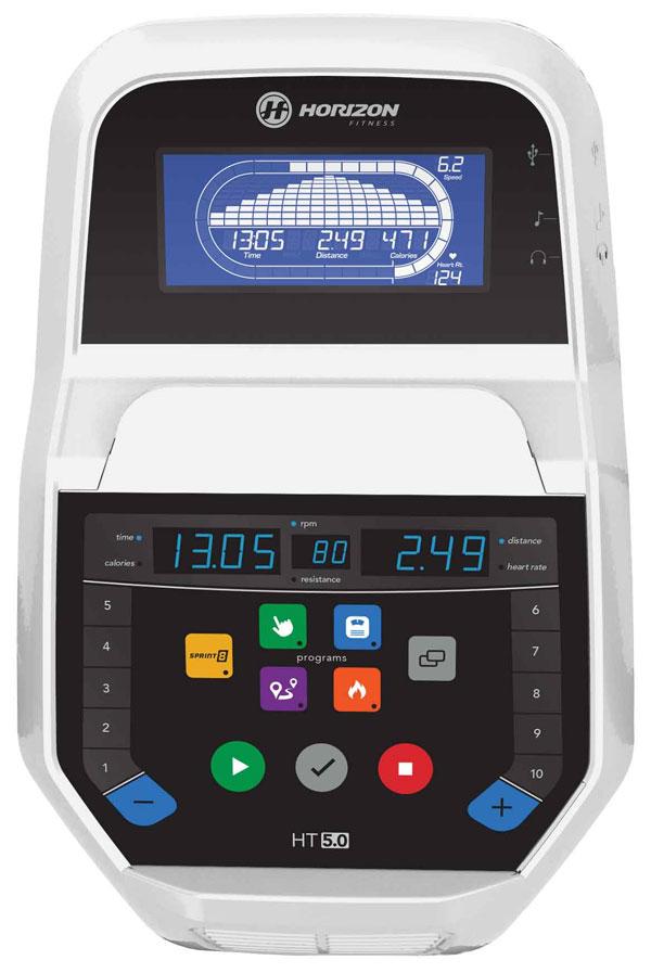 Máy tập liên hoàn Horizon Peak trainer HT5.0