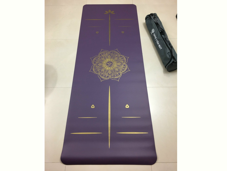 Thảm Yoga màu 1