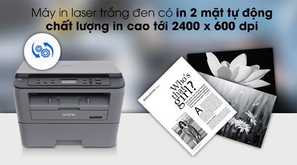 Máy in Brother DCP-L2520D dành cho doanh nghiệp