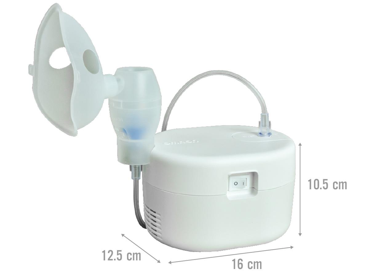 Kích thước máy khí dung