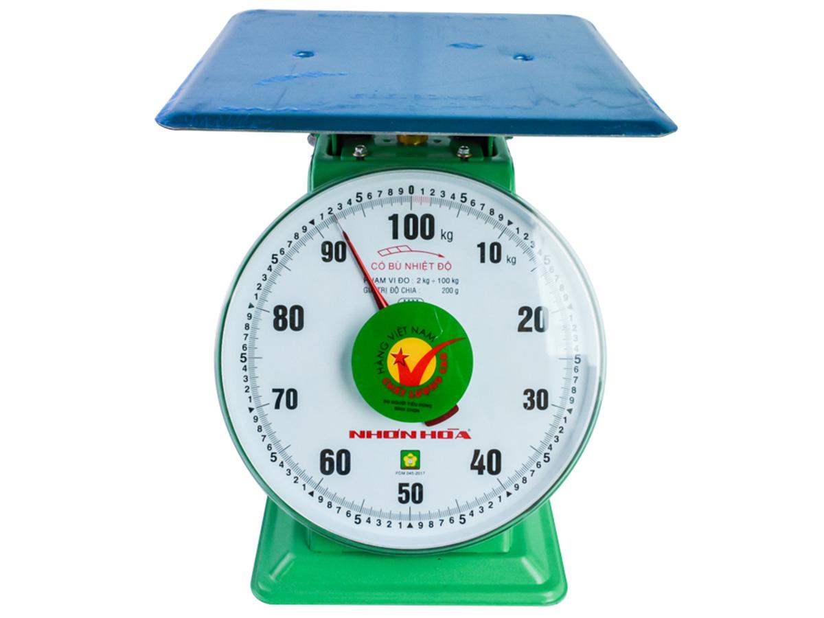 Hình ảnh cân Nhơn Hòa 100kg NHS-100
