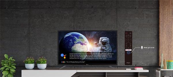 Smart Tivi 4K 55 inch Casper 55UX6200 (Mới 2021)