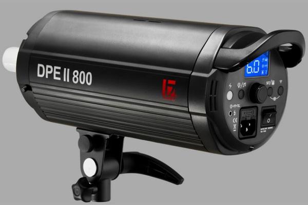 Đèn Flash dùng trong phòng chụp ảnh Jinbei DPE II-800 (800W)