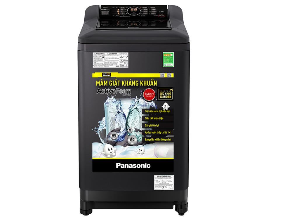 Hình ảnh máy giặt Panasonic 9kg NA-F90A4BRV