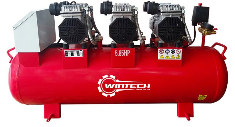 Hình ảnh máy nén khí không dầu Wintech WIN-120L