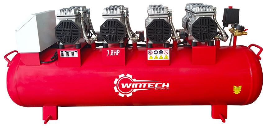 Máy nén khí không dầu Wintech WIN-160L