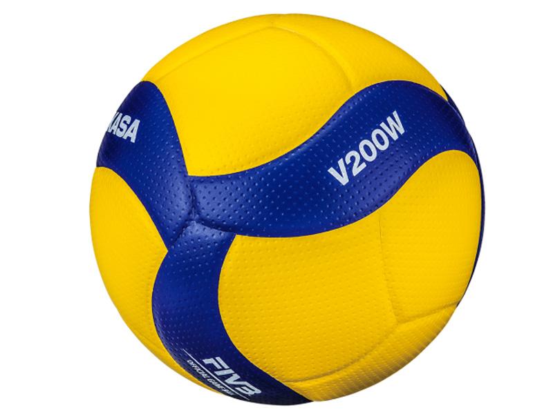 Bóng vượt qua các tiêu chuẩn khắt khe của Liên đoàn bóng chuyền Quốc tế