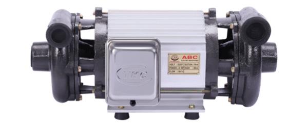 Hình ảnh máy bơm nước giếng 2 đầu Super Win ABC-1500
