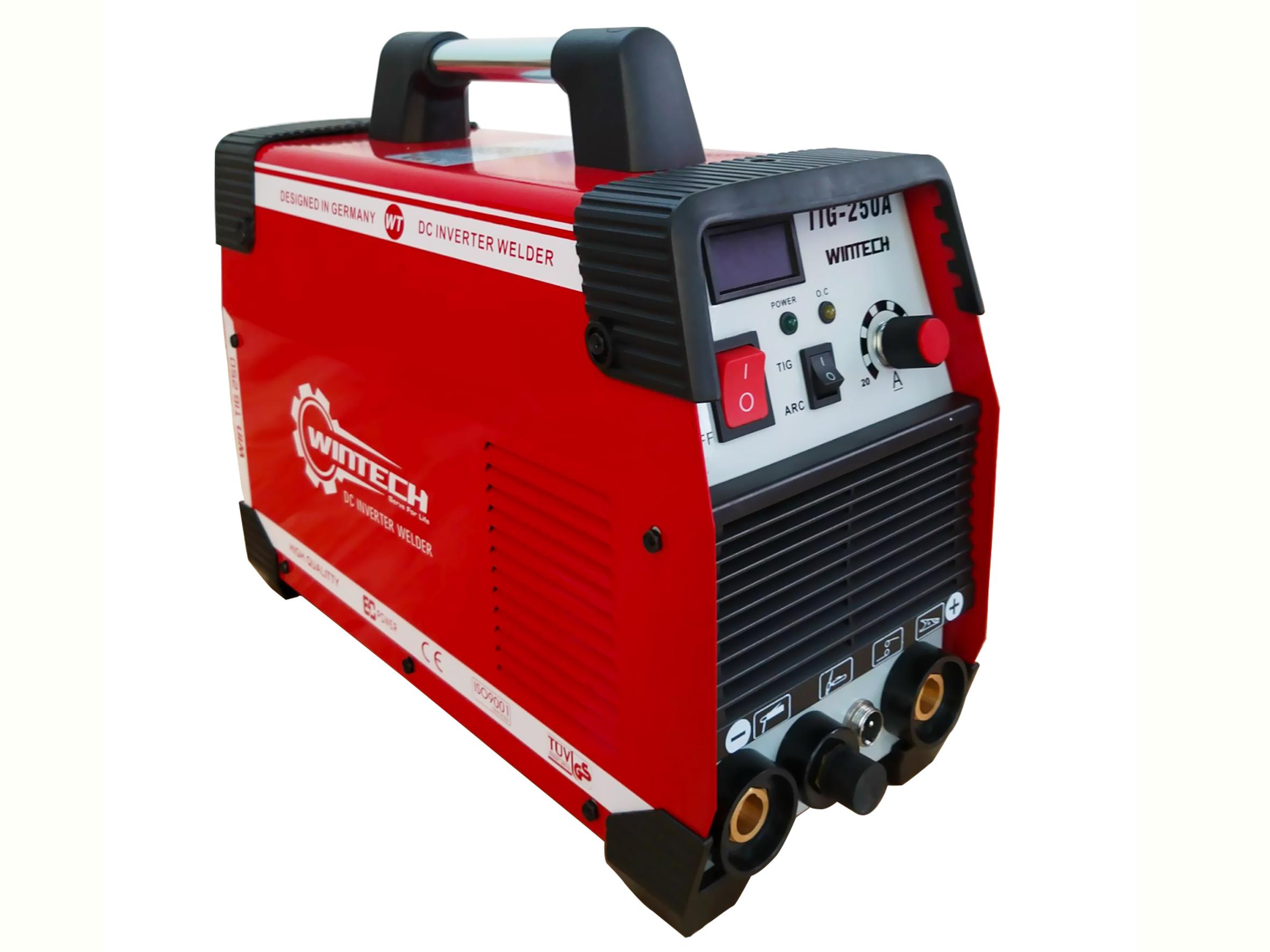 Máy hàn điện tử Wintech WIN-TIG250A