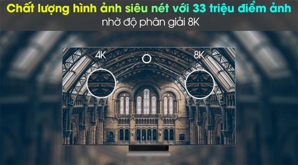 Tivi Neo Qled 8K Samsung 65 Inch