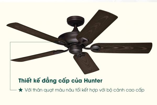 Quạt trần Hunter Maribel 50555