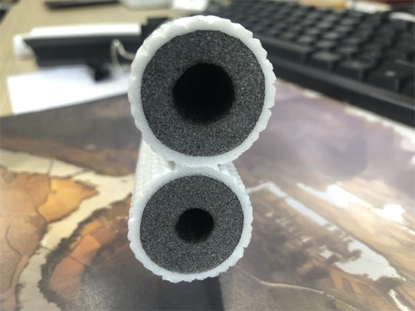 Hình ảnh của bảo ôn kép 2 ống