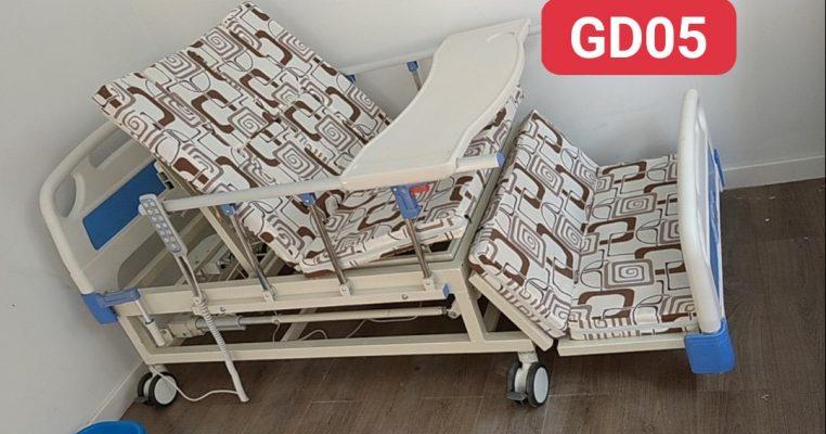 Giường y tế Tajermy TJM-GD05