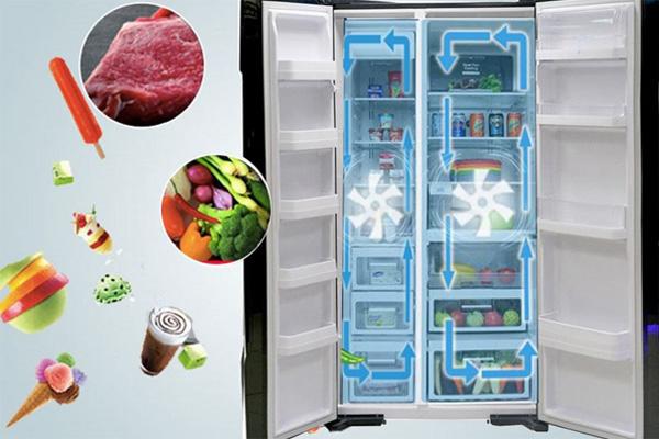Tủ lạnh Hitachi R-SX800GPGV0 (GBK)