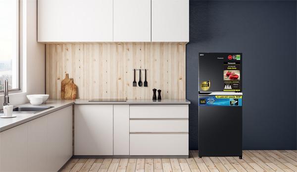 Tủ lạnh Panasonic Inverter 234 lít NR-TV261BPKV Mới 2021