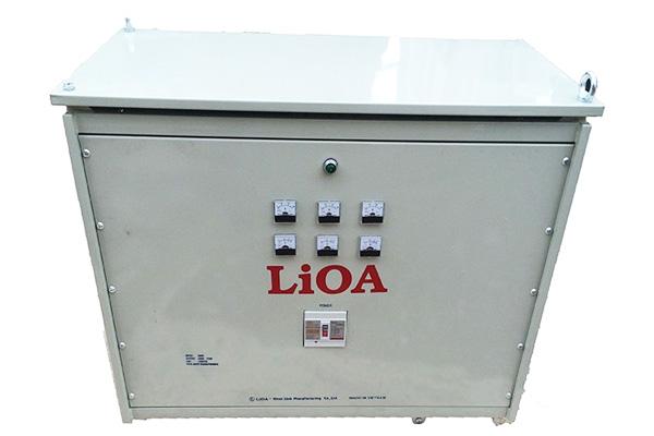 Biến áp đổi nguồn hạ áp 3Pha LiOA 100KVA - 3K102M2YH5YT