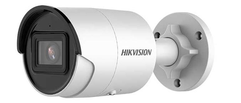 Hình ảnh camera IP thân trụ hồng ngoại 4MP Hikvision DS-2CD2043G2-IU