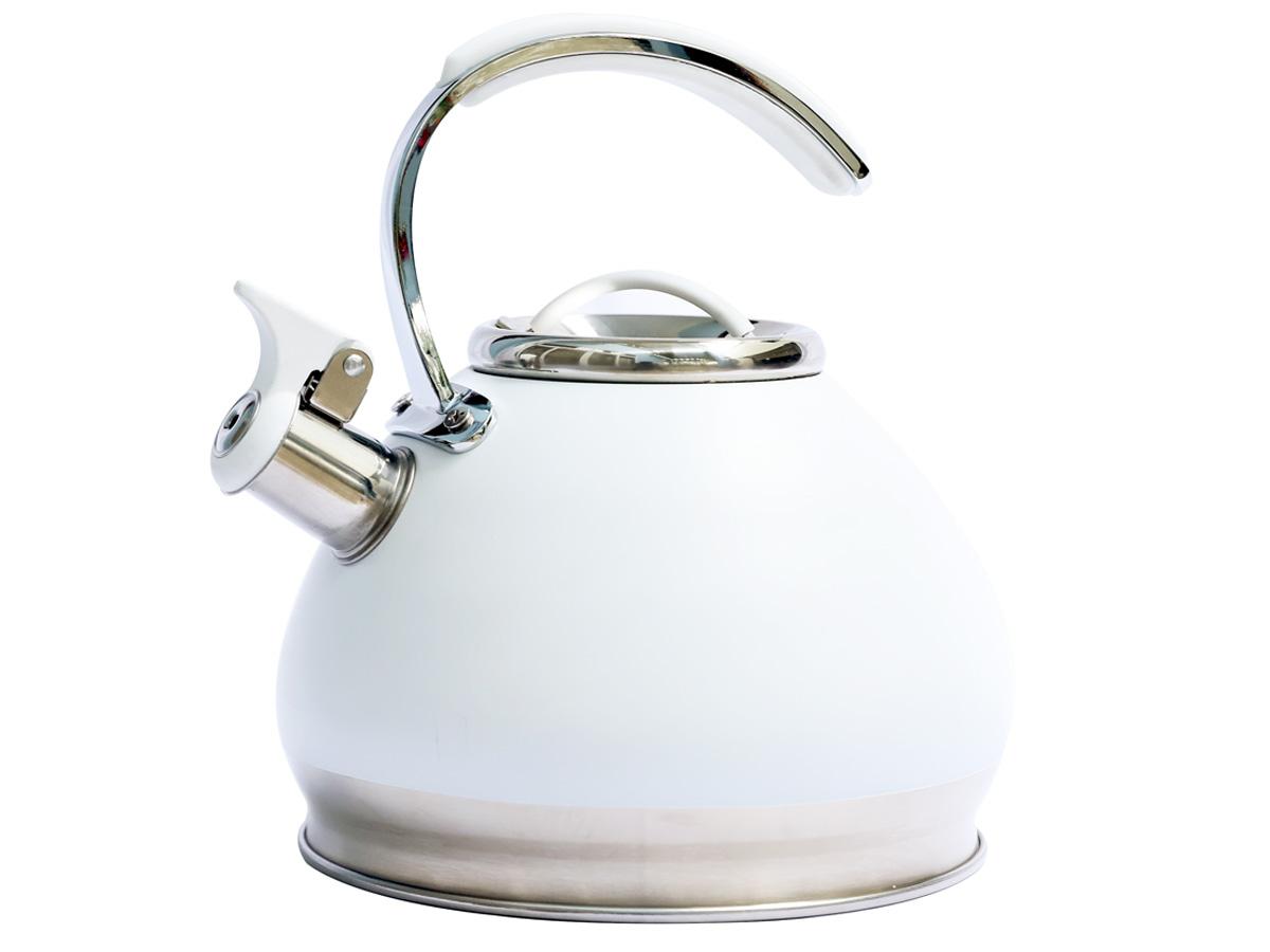 Hình ảnh ấm đun nước đáy từ có còi báo Luxury Kanzo KZ-G88 (3.0L)