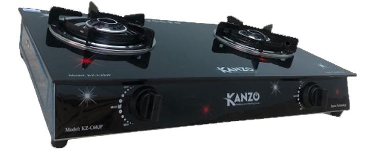 Hình ảnh bếp gas dương kính Kanzo KZ-C68JP Japan Technology