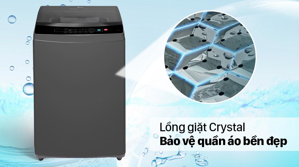 Lồng giặt tinh thể pha lê Crystal