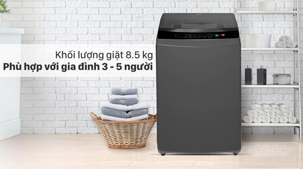 Máy giặt lồng đứng 8.5 kg Casper