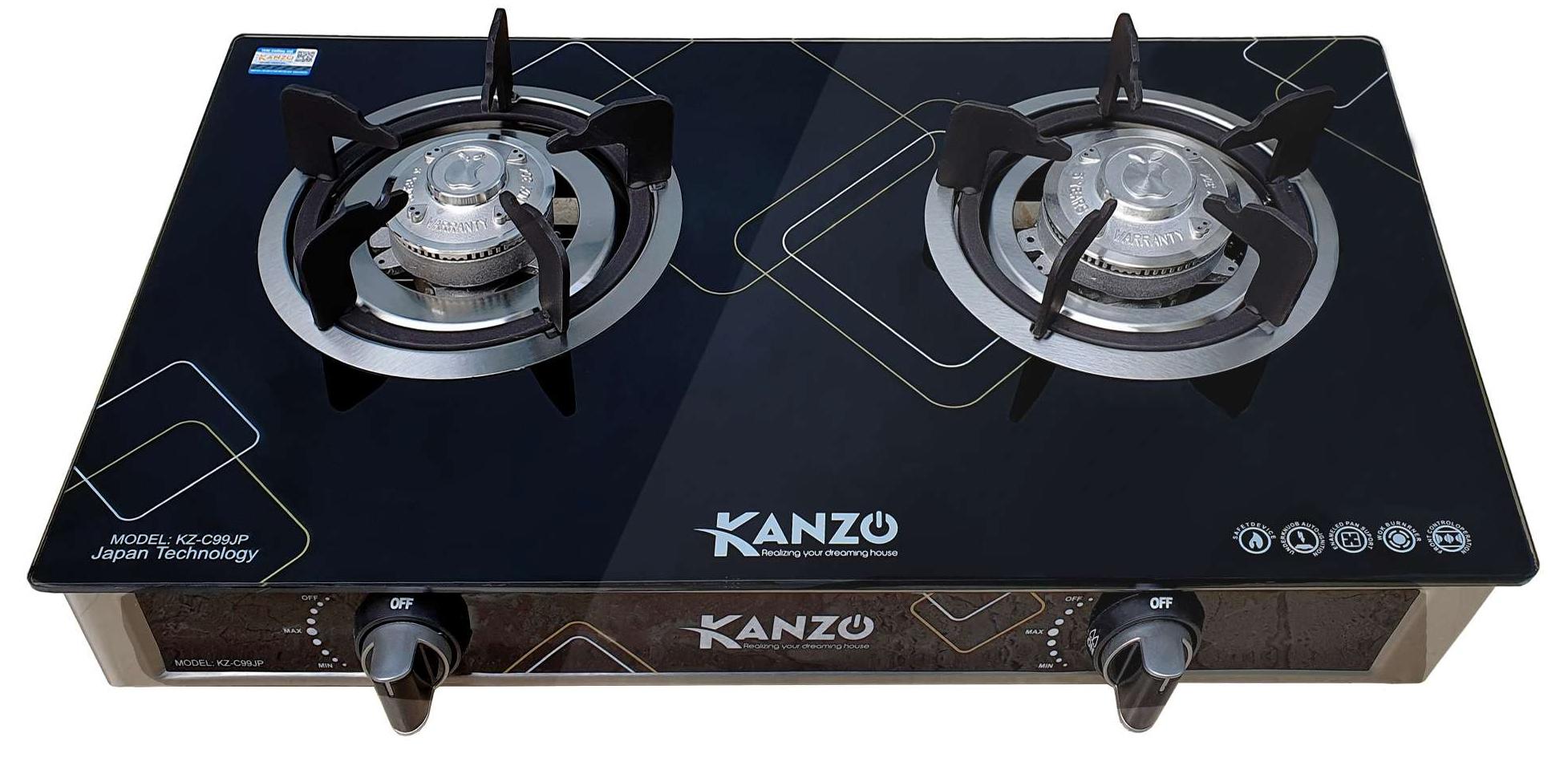 Bếp gas dương kính Kanzo KZ-C99JP