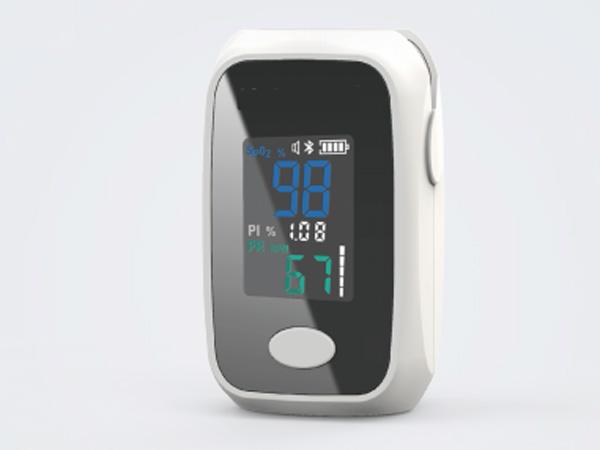 Hình ảnh máy đo nồng độ oxy trong máu LT-F21