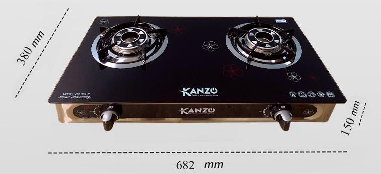 Bếp ga Kanzo KZ-C66JP