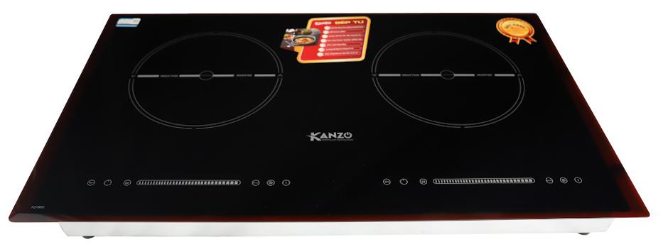 Bếp từ âm 2 vùng nấu Inverter Kanzo KZ-666I
