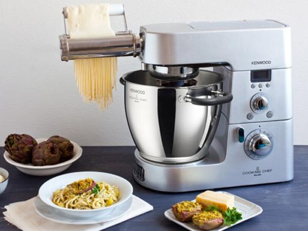 Hỗ trợ chế biến nhiều món ăn khác nhau tại nhà