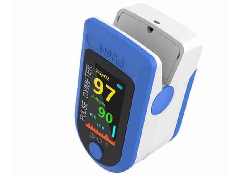 Hình ảnh máy đo nồng độ oxy AD805