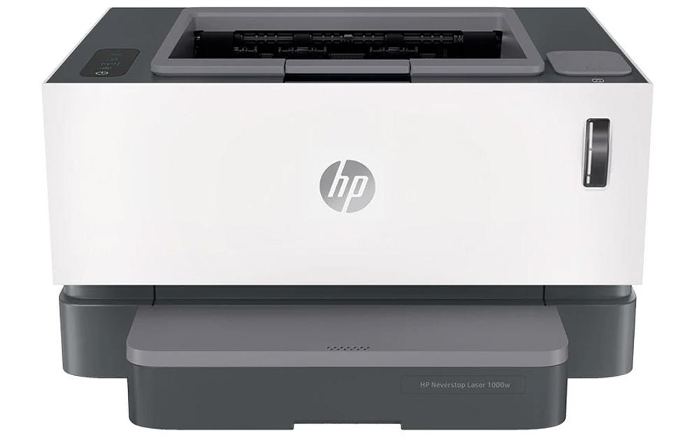 Hình ảnh máy in laser trắng đen HP Neverstop 1000W (4RY23A)