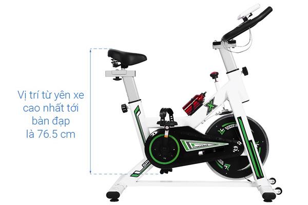 Xe đạp tập thể dục Airbike Sports MK282