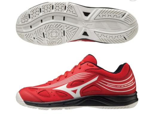 Giày màu đỏ