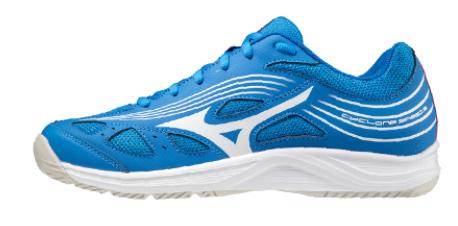 Giày màu xanh dương