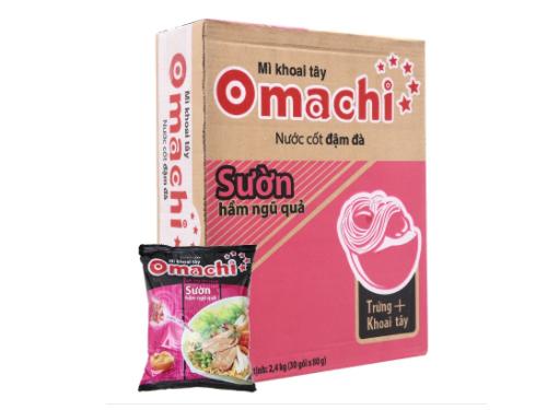 Thùng mì Omachi