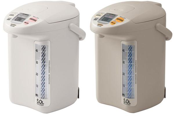 Bình thủy điện Zojirushi CD-LCQ50 màu trắng