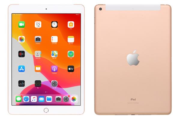 Máy tính bảng Apple iPad Wi-Fi + Cellular 32GB 10.2 - inch
