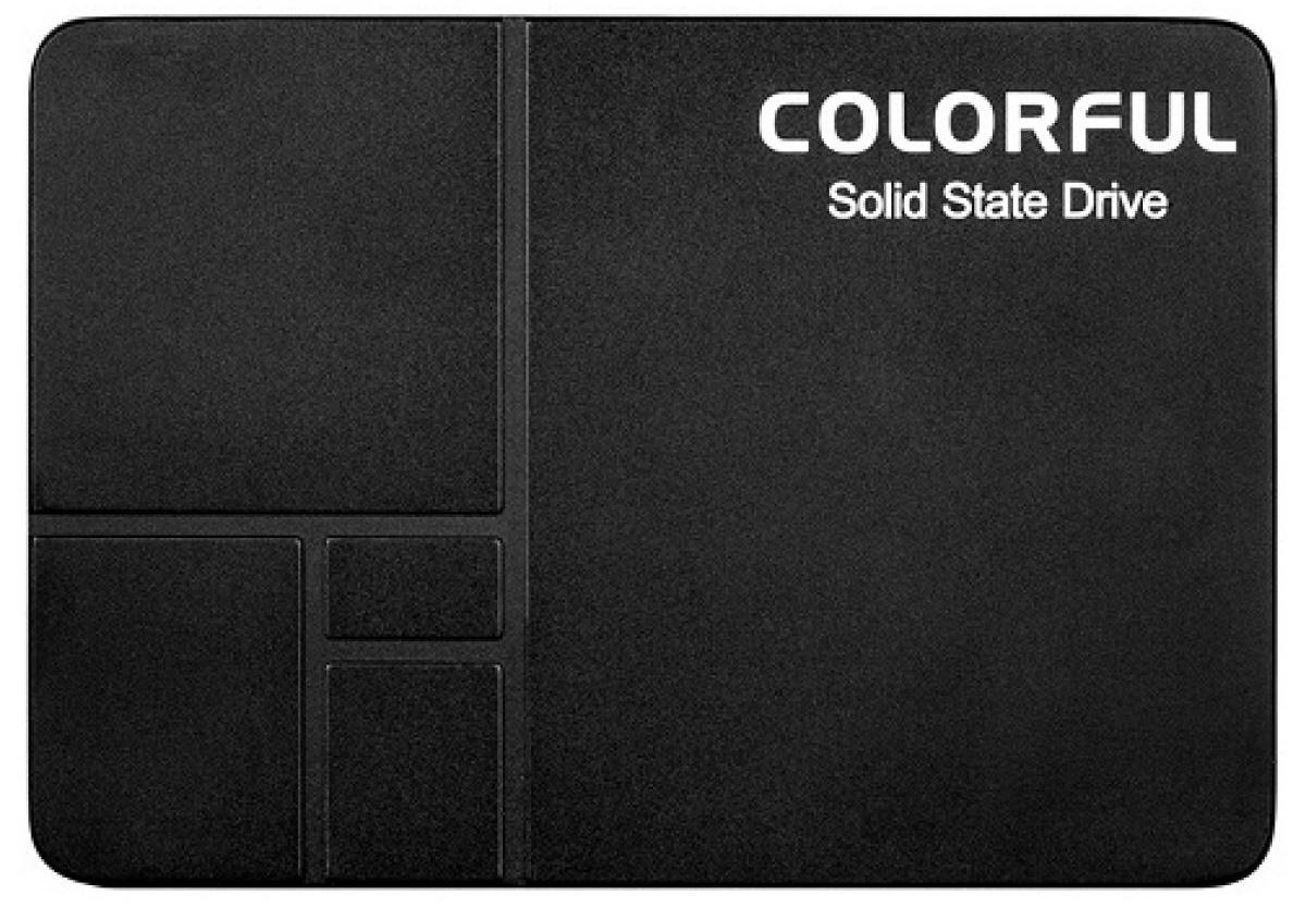 Hình ảnh ổ cứng SSD Colorful SL300 120Gb