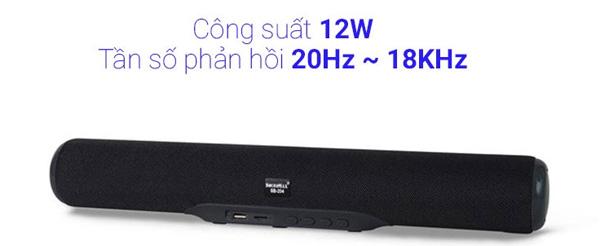 Loa soundbar SoundMax SB-204 (bluetooth 5.0)