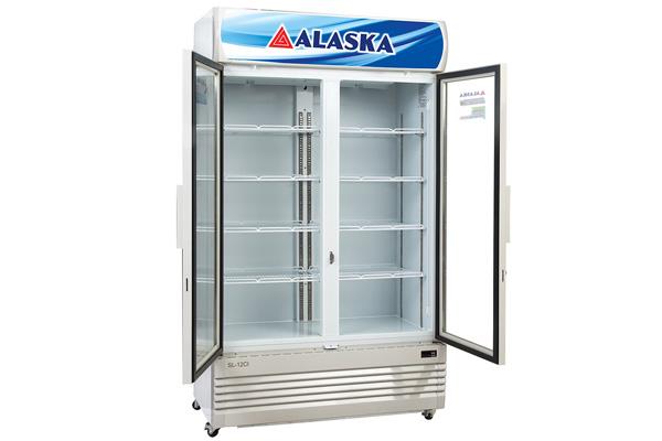 Tủ mát Alaska Inverter 960 lít SL-12CI