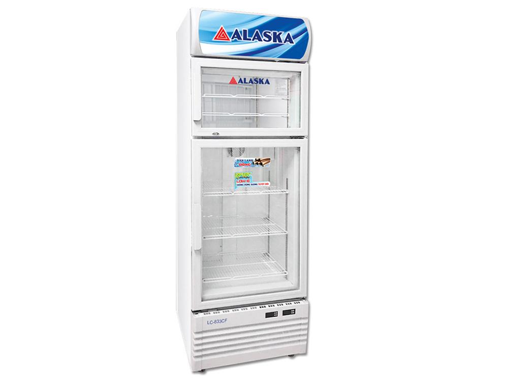 Hình ảnh tủ mát 425 lít Alaska LC-833CF