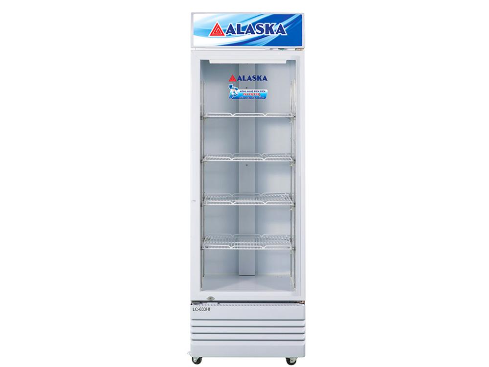 Hình ảnh tủ mát Inverter Alaska 342 lít LC-633HI