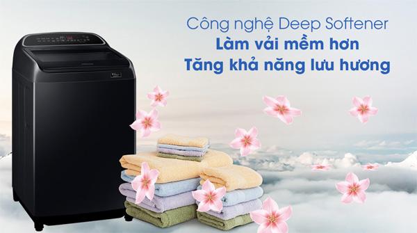 Máy giặt lồng đứng Samsung DD Inverter 10kg WA10T5260BV/SV (Mới 2021)