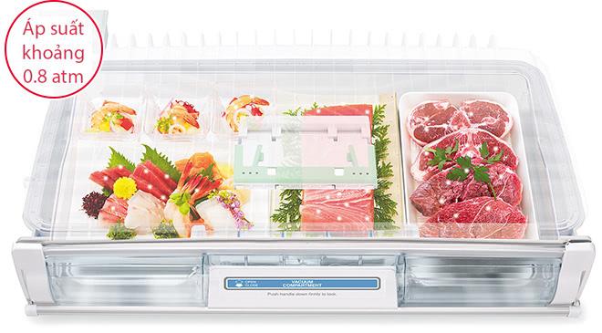Tủ lạnh Hitachi